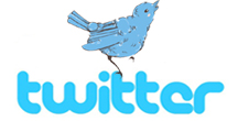 Clique e nos siga no Twitter!